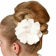 Water Lily Hair Clip