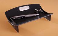 Personalized Leather Desk Caddie