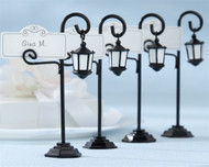 """Bourbon Street"" Streetlight Placecard Holder (Set of 4)"