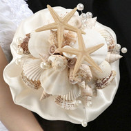 Shells and Starfish Bouquet