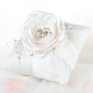 Chic and Shabby Ring Pillow