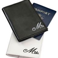 Mr. and Mrs. Passport Covers