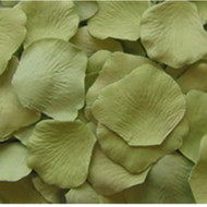 Avocado Silk Petals {Package of 100}