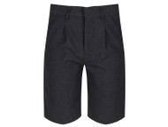 Inchmarlo School Grey Shorts
