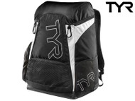 TYR Alliance Team Backpack (Black/White)