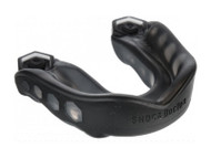 Shock Doctor Gel Max Strapless Mouth Guard Adult Black