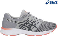 Asics Gel-Exalt 4 Ladies Running Shoe (Grey/Carbon/Pink) **NEW**