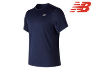 New Balance Accelerate SS Mens Tee (Pigment Blue)