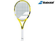 Babolat Boost Aero Tennis Racket (Yellow/Black)