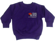Sleepy Hollow 2Year Old Programme Purple Pullover (Age 1-6yrs)