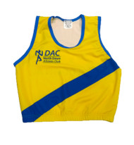 North Down AC Ladies Crop Top