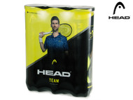 Head Team 3x4 Ball Tubes (Dozen)