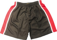 Northern Knights Kids Training Shorts (Navy/Red)