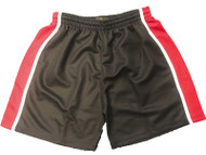 Northern Knights Adult Training Shorts Navy/Red