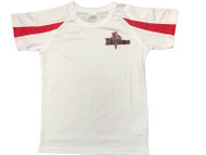 Northern Knights Adult Training T-Shirt White/Red