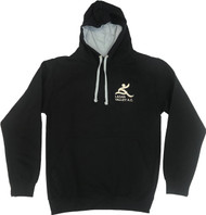 Lagan Valley AC Adult Hoody (Navy/Sky Blue)