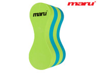 Maru Junior Pull Buoy Lime/Blue