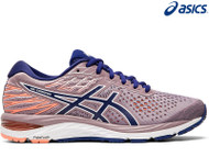Asics Gel Cumulus 21 Ladies Running Shoe (Violet Blush/Dive Blue)