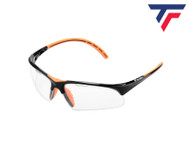 Tecnifibre Eye Protection Goggles (Black/Orange)