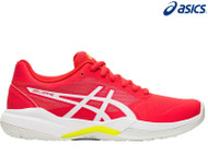 Asics Gel Game 7 Clay/OC Ladies Tennis Shoe (Laser Pink)
