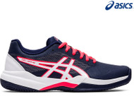 Asics Gel Game 7 Clay/OC Ladies Tennis Shoe (Peacoat)