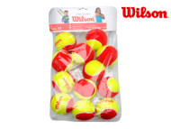 Wilson Starter Red Tennis Balls (12 Pack)