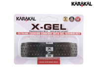 Karakal X-Gel Racket Grip (Black)