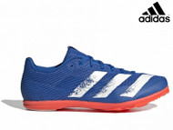 Adidas Allroundstar Junior Running Spikes (Blue)