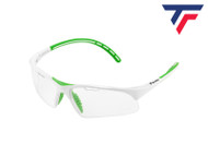 Tecnifibre Eye Protection Goggles (White/Green)
