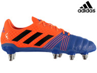 Adidas Kakari SG Mens Rugby Boot (Blue/Orange/Black)
