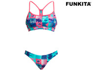 Funkita Club Tropicana Ladies Hipster Brief **BRIEF ONLY**