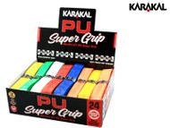 Karakal PU Super Grip Assorted (Box of 24)