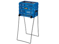 Tourna Ballport Delux With Wheels Blue
