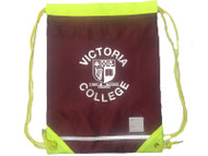 Victoria College Prep Gym Sack
