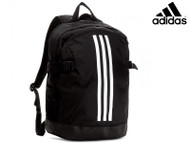 Adidas Power IV Backpack (Black/White)