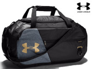 Under Armour Undeniable 4.0 Medium Duffel (Black 002)