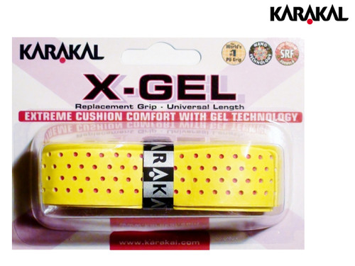 Karakal X-Gel Racket Grip
