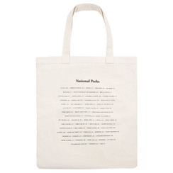 National Parks Canvas Picnic Tote & Blanket