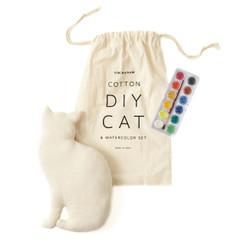 DIY Cat & Watercolor Set