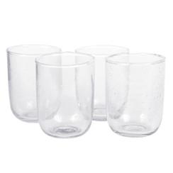 Short Seeded Glasses