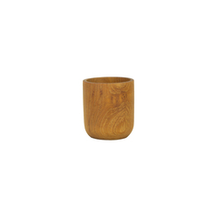 Teak Root Cup Small