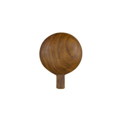Teak Root Paddle Tray Small