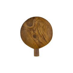 Teak Root Paddle Tray Medium