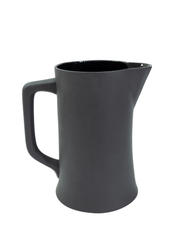 Black Still Life Pitcher, No. 1