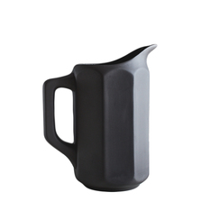 Black Still Life Pitcher, No. 2