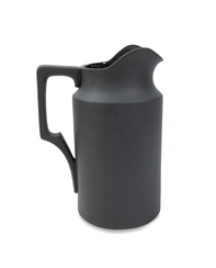 Black Still Life Pitcher, No. 3