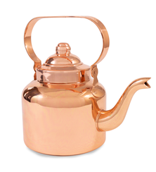 Franconia Kettle Pure Copper, Large