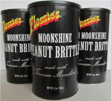 Flossie's Moonshine Peanut Brittle