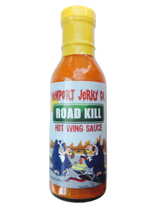 Road Kill Hot Wing Sauce