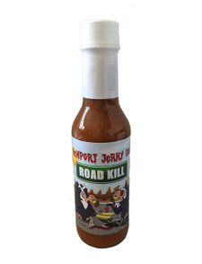 Road Kill Caribbean Habanero Hot Sauce